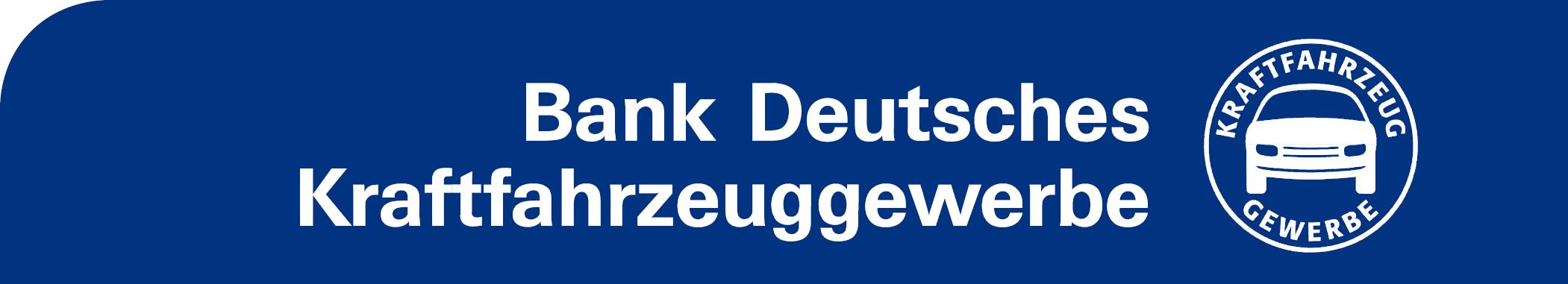 Bank Deutsches Kraftfahrzeuggewerbe GmbH (BDK)